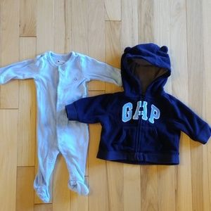 Baby Gap lot for newborn - 3 month